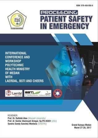 View 2017: Proceeding Patient Safety in Emergency